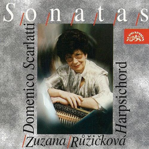 Scarlatti: Harpsichord Sonatas by Zuzana Ruzickova