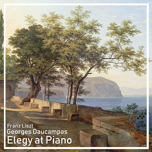 Elegy at Piano von Georges Daucampas