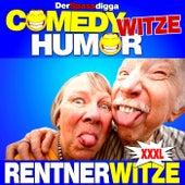 Comedy Witze Humor - Rentnerwitze Xxxl von Der Spassdigga
