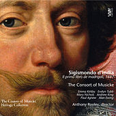 D'India: Il primo libro de madrigali, 1607 by Consort Of Musicke