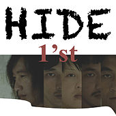 The 1'st Album by Hide