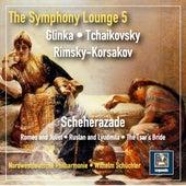 The Symphony Lounge, Vol. 5: Scheherazade – Glinka, Tchaikovsky & Rimsky-Korsakov (Remastered 2018) by Nordwestdeutsche Philharmonie