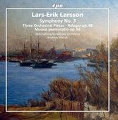 Larsson: Orchestral Works, Vol. 3 de Helsingborgs Symfoniorkester