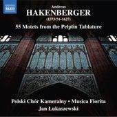 Hakenberger: 55 Motets from the Pelplin Tablature by Polski Chór Kameralny