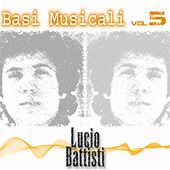 Lucio Battisti - Basi Musicali, Vol. 5 by Lucio Battisti