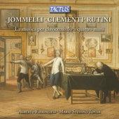 Jommelli, Clementi & Rutini: La musica per clavicembalo a quattro mani by Alberto Firrincieli