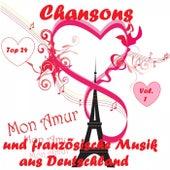 Top 24: Chansons und französische Musik aus Deutschland, Vol. 1 by Various Artists