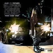 Super Ni66a Music by Huey T. Tefner
