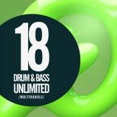 18 Drum & Bass Unlimited Multibundle - EP de Various Artists