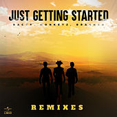 Just Getting Started (Remixes) by Bacca