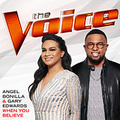 When You Believe (The Voice Performance) de Angel Bonilla
