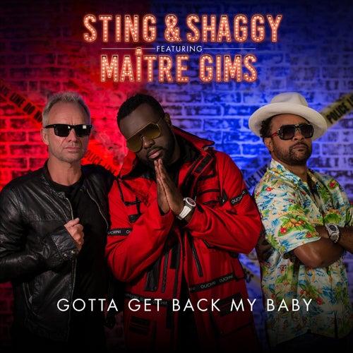 Gotta Get Back My Baby by Sting