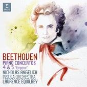 Beethoven: Piano Concertos Nos 4 & 5,