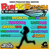 Run 45 Riddim - Remixed by Max Rubadub
