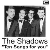 Ten songs for you de The Shadows