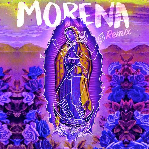 Morena (Remix) by Grupo Leveson