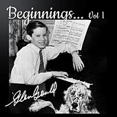 Beginnings, Vol. 1 by Glenn Gould