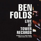Live at Tower Records - 04/26/2005 von Ben Folds