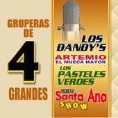 Gruperas De 4 Grandes de Various Artists