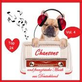 Top 24: Chansons und französische Musik aus Deutschland, Vol. 4 by Various Artists