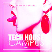 Tech House Campus, Vol. 4 - EP by Various Artists
