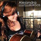 Acoustic Sessions von Alejandra Burgos