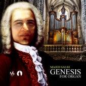 Genesis for Organ by Majed Salih