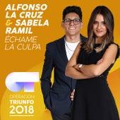 Échame La Culpa (Operación Triunfo 2018) de Alfonso La Cruz