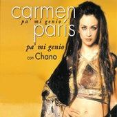 Pa' mi genio (con Chano  Dominguez) by Carmen Paris