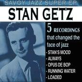 Savoy Jazz Super EP: Stan Getz de Stan Getz