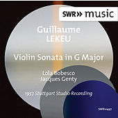 Lekeu: Violin Sonata in G Major by Lola Bobesco