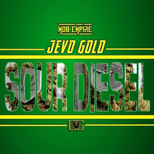 Sour Diesel by Gebo Gold