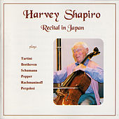 Recital in Japan de Harvey Shapiro