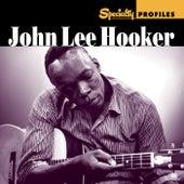 Specialty Profiles: John Lee Hooker fra John Lee Hooker