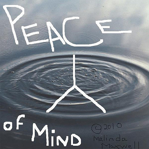Peace Of Mind by Melinda Maxwell