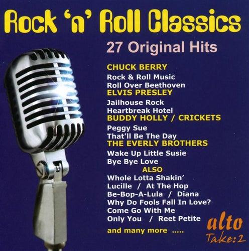 Rock N' Roll Classics: 27 Original Hits by Various Artists