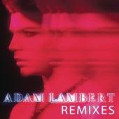 Remixes by Adam Lambert