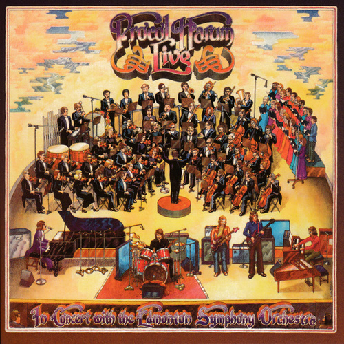 Procol Harum Live - in Concert with the Edmonton Symphony Orchestra by Procol Harum