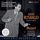 Mozart: Symphonies, Concertos & Serenades de Various Artists