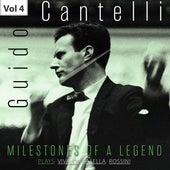 Milestones of a Legend: Guido Cantelli, Vol. 4 von Various Artists