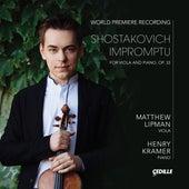 Shostakovich: Impromptu for Viola & Piano, Op. 33 de Matthew Lipman