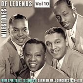 Milestones of Legends: Golden Gate Quartet, Vol. 10 – From Spirituals to Swing II by Various Artists