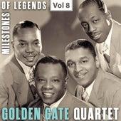 Milestones of Legends: Golden Gate Quartet, Vol. 8 de Various Artists
