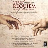 Verdi: Messa da Requiem (Live) by Various Artists