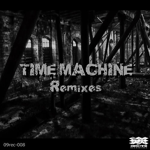 Time Machine Remixes by Lars Huismann