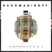 Rachmaninoff Symphonies 2 & 3 de Moscow RTV Symphony Orchestra