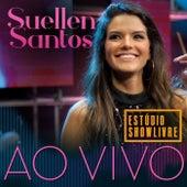 Suellen Santos no Estúdio Showlivre ao Vivo de Suellen Santos