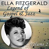 Legend of Gospel & Jazz, Vol. 2 de Ella Fitzgerald