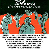 Blues Live From Mountainstage von Various Artists