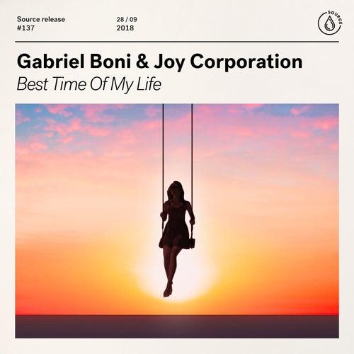 Best Time Of My Life de Gabriel Boni
